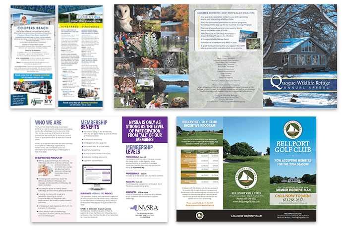 custom brochure and pamphlet printing long island