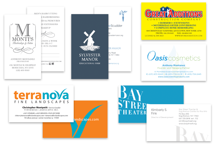 long island business card printing services - Business Card Printing Services