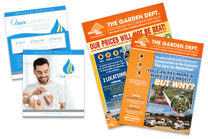 flyer printing services long island searles graphics