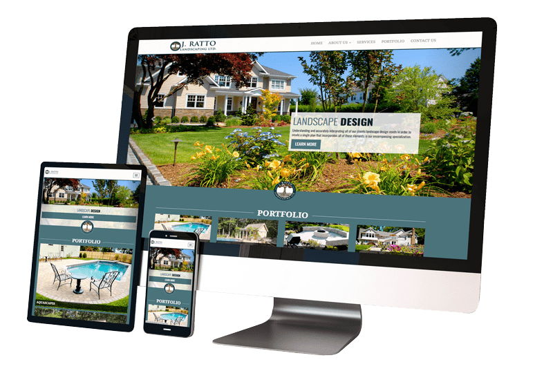 website developement and design long island