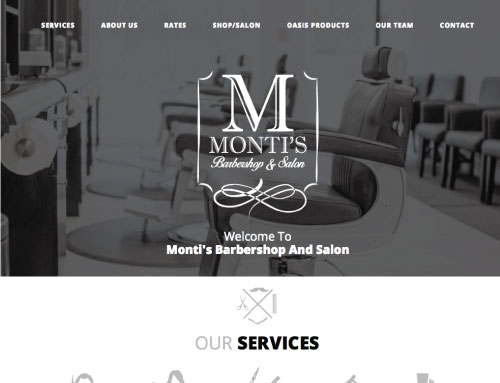 Montis Barbershop and Salon