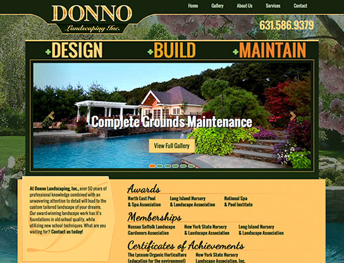 Donno Landscaping