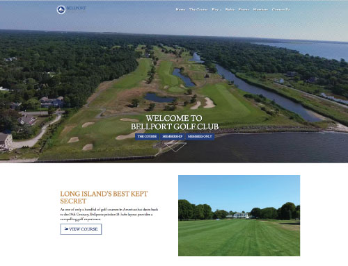 Bellport Golf Glob